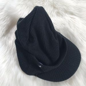 KANGOL My Name is Peaky Knit Beanie Hat